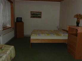 pokoj apartmán č.3