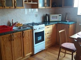 kuchyň apartmán č.2