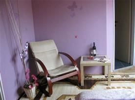 Dvoulůžkový pokoj s příslušenstvím
