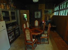 Kuchyňka s jídelnou