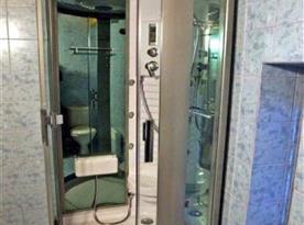 Hydromasážní sprcha