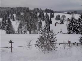 Zimní pohled