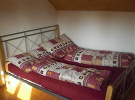 Komfortní dvoulůžkový pokoj