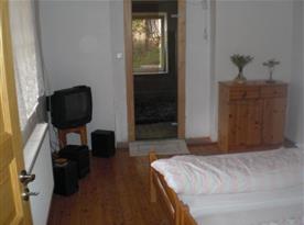 Dvoulůžkový pokoj s TV