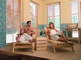 Odpočinek a relaxace ve wellness centru