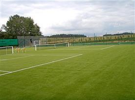 Fotbalové a víceúčelové hřiště