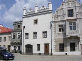 Historické centrum náměstí