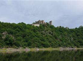 Zřícenina hradu Cornštej