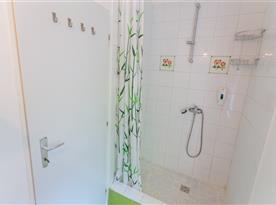 Apartmán B - koupelna