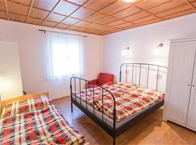 Apartmán A - 2. ložnice