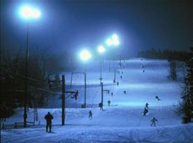 Skiareál Bedřichov