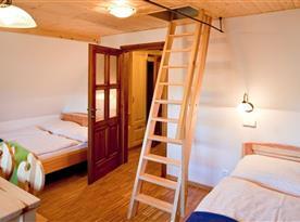 Apartmán č. 4 až pro 8 osob