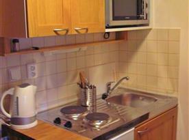 Apartmán č. 4 - kuchyně