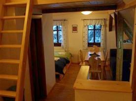 Apartmán č. 3 pro 5 - 7 osob