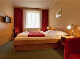 Apartmán Standard - ložnice