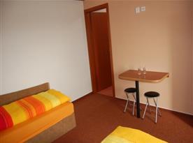Pokoj B s vlastním sociálním zařízením