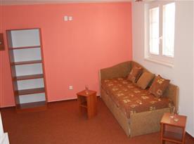 Pokoj C s vlastním sociálním zařízením