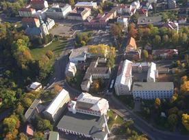 Náměstí ve Varnsdorfu