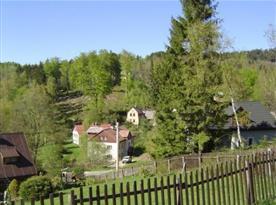 Blízké okolí rekreační chaty