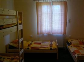 Čtyřlůžkový pokoj v apartmánu č. 3