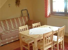 Jídelna a společenská místnost