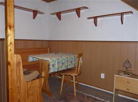 Obytná místnost s posezením
