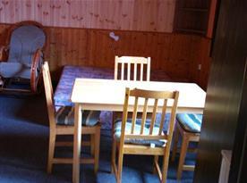 Pokoj s posezením