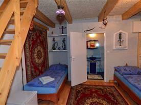 Mezonetový apartmán TURECKO
