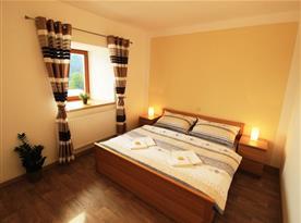 Apartmán COMFORT ložnice