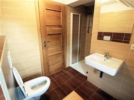 Apartmán STANDARD koupelna