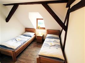 Apartmán STANDARD ložnice