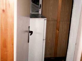 Lednice v komoře