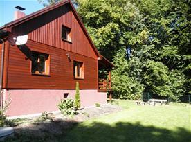 Beskydy a Vala�sko, N�dek, chata, CZ7706