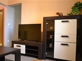 Obyvačka apartmánu