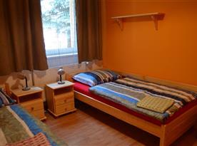 2 lôžková izba  s vlastním soc. zariadením
