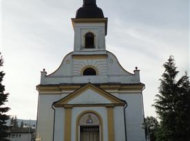 Kostol Sedembolestnej Pany Márie v Habovke
