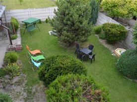 Zahrada u domu