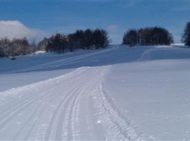 na Donovaloch máme krásne bežecké trate okolo Hrubého vrchu