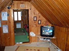 Ložnice B v podkroví