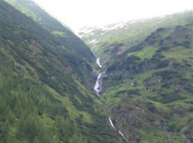 Úžasný pohled do okolní přírody