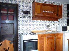 Pohlad na kuchýňu