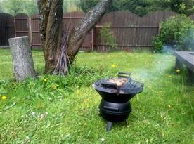 Záhradní gril