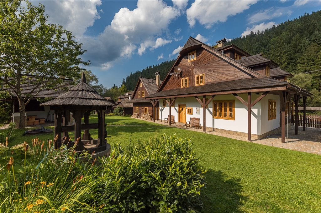 Chalupa U Kopeckých Ubytování Velké Karlovice