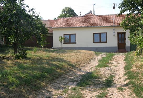 Chalupa Čejkovice