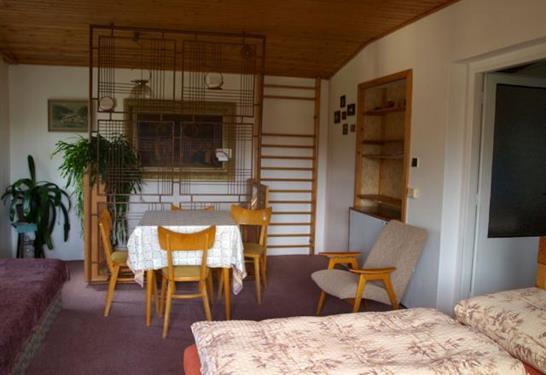 Apartmán(y) Finské domky Vyhlídka
