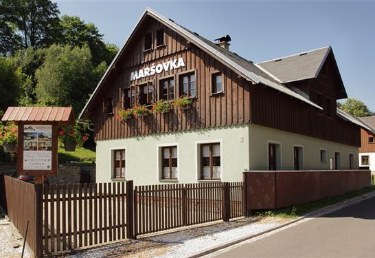 Horská chata Maršovka