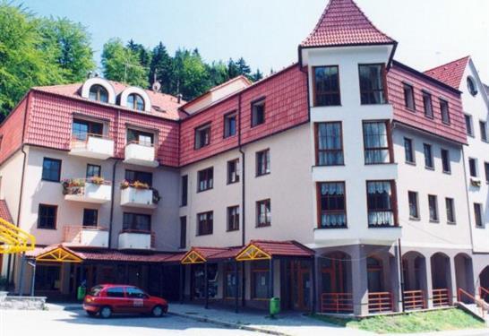 Apartmán(y) Jáchymov