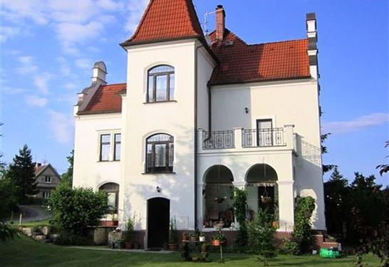Apartmánový dům Villa Liduška