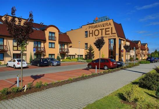 Hotel PRIMAVERA Hotel & Congress centre****