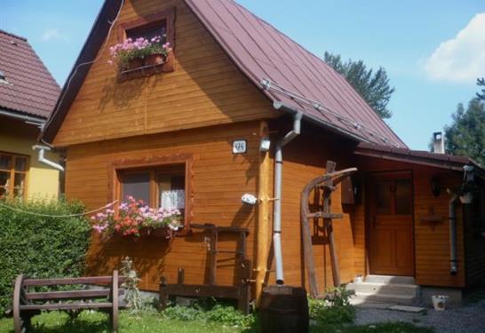 Chata Pod Kyčerou